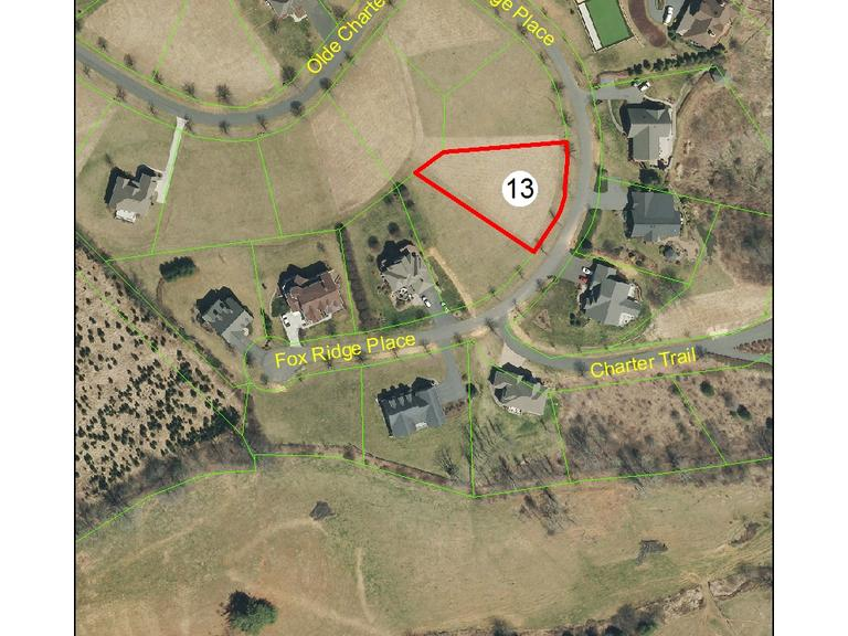 .54 +/- Acre Residential Lot Located on Charter Ridge in Jefferson Landing (Lot 21), Jefferson, NC