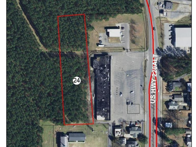 Vacant Lot off N. Main Street/U.S. Highway 220 Alt in Candor, NC
