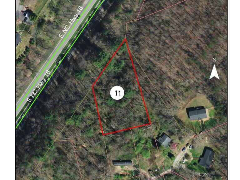1.0 +/- Acre Residential Lot located off of Gilreath Street, Wilkesboro, NC