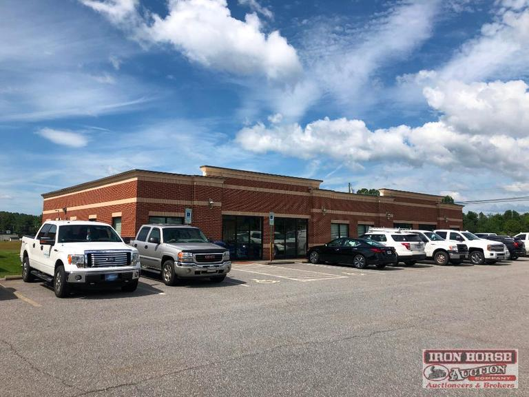 5,269 +/- Sq. Ft. Commercial Building located at 407 Oakwood Road/Call Street Ext. in Wilkesboro, NC (Currently Leased) Wilkes County
