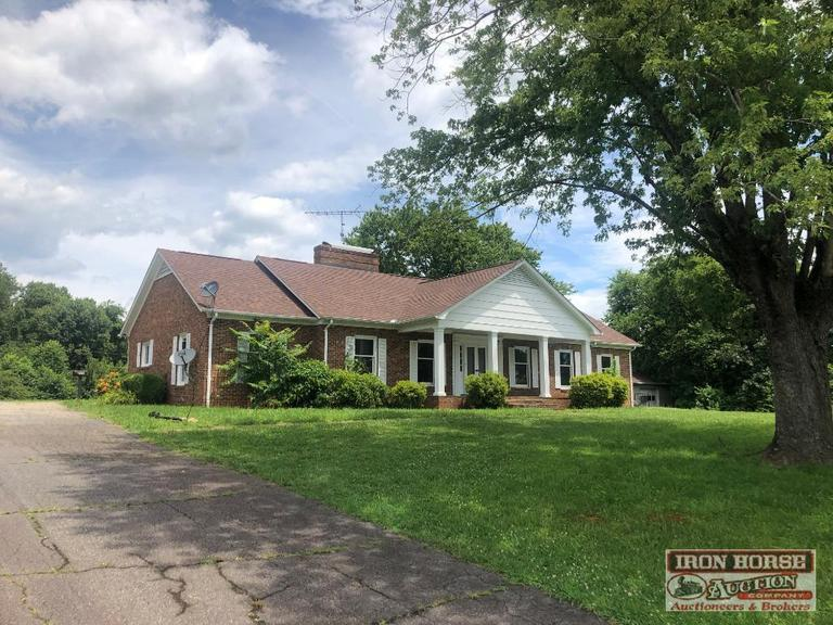 2254 +/- Sq. Ft. Home Under Renovation and Lot located at 264 Kennedy Street in Wilkesboro
